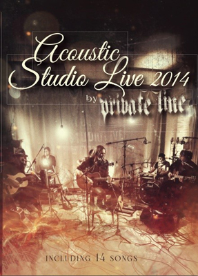 Private Line – Acoustic Studio Live 2014
