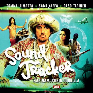 Tommi Liimatta, Sami Yaffa & Otso Tiainen: Sound Tracker