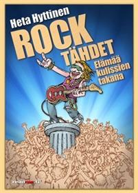 Heta Hyttinen: Rocktähdet