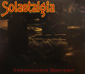 Solastalgia: Extraterrestrial Undertaker