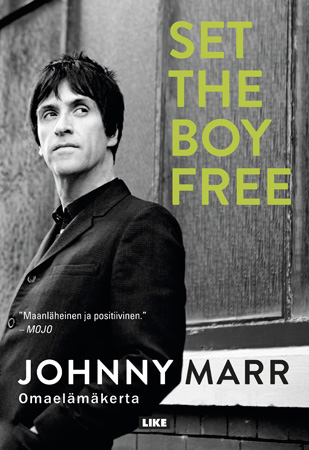 Johnny Marr: Set the Boy Free
