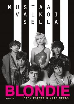 Blondie – Mustaa valkoisella