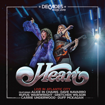 Heart: Live in Atlantic City