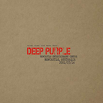 Deep Purple: Live in Newcastle 2001