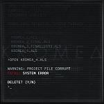 KROMEA: System Error / Delete