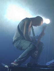 Toni live 2005