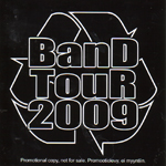 Band Tour 2009