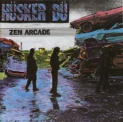 Hüsker Dü Zen Arcade