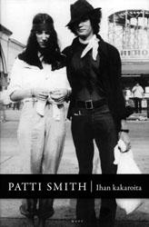 Patti Smith Ihan kakaroita