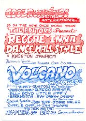 Reggae Inna Dancehall Style