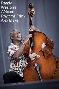 Randy Westons African Rhythms Trio