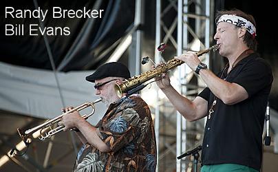 Brecker & Evans