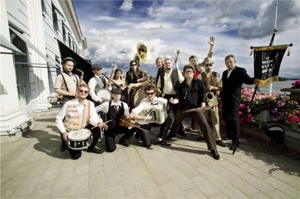 Bad Ass Brass Band