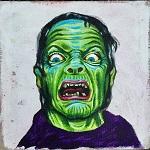 Paha-Viitanen: Vihreät kasvot