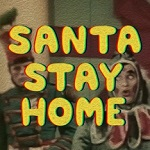 U.S. Girls: Santa Stay Home