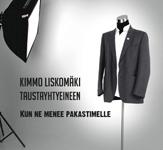 Kimmo Liskomäki taustayhtyeineen: Kun ne menee pakastimelle
