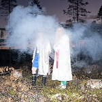 Maustetytöt: Vuoden pimein yö