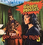 The Boogie Mooses: She Knows the Night