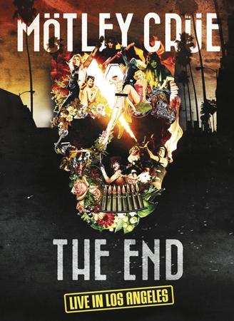 Mötley Crüe – The End