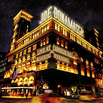 Joe Bonamassa: Live at Carnegie Hall