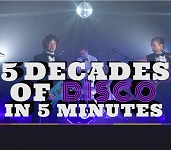 The Slipovers: 5 Decades of Disco in 5 Minutes